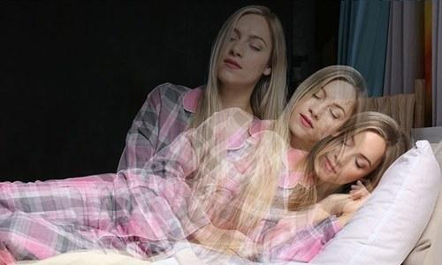 نیند میں طاری ہونے والی چند کیفیات و عادات اور ان سے نجات کا حل