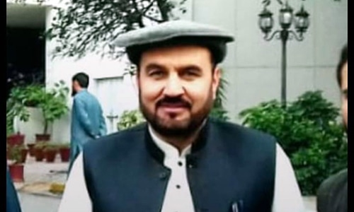 'Missing' CDA official issues statement saying he is 'safe and sound' with relatives in DI Khan