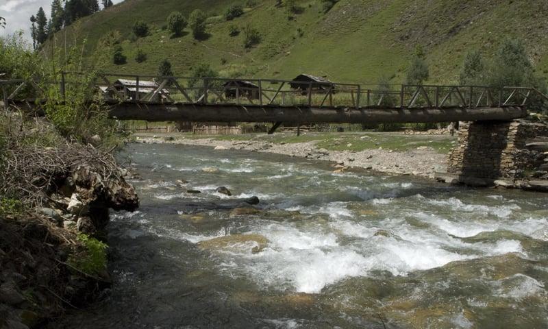Neelum River in Turbat | Photo by Ayesha Villani/White Star