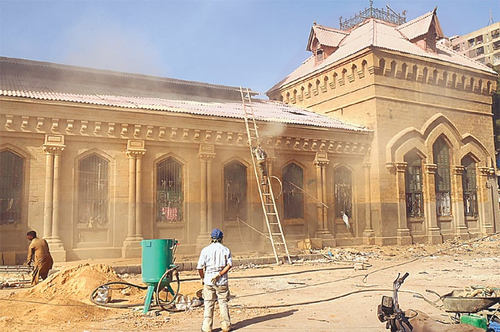 Heritage experts sceptical of Empress Market's 'beautification' plan