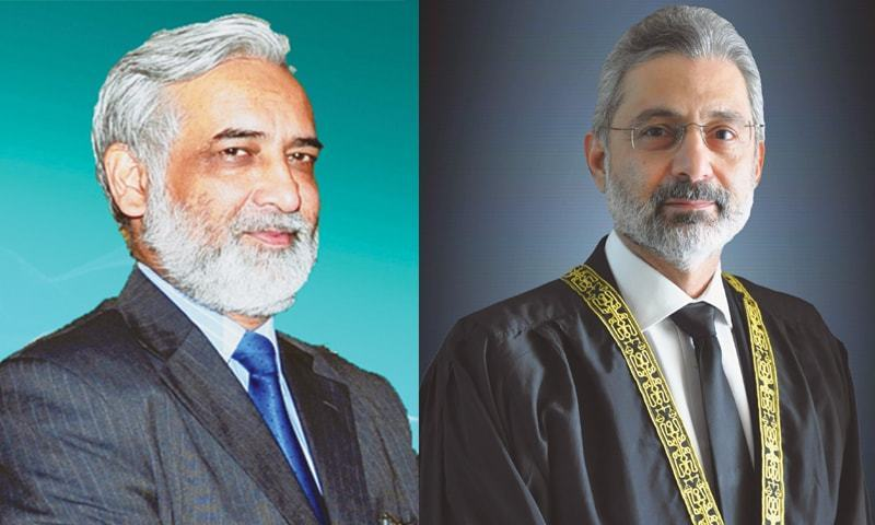 Supreme Court 'amazed' at ECP official's stance regarding TLP's expenditure details