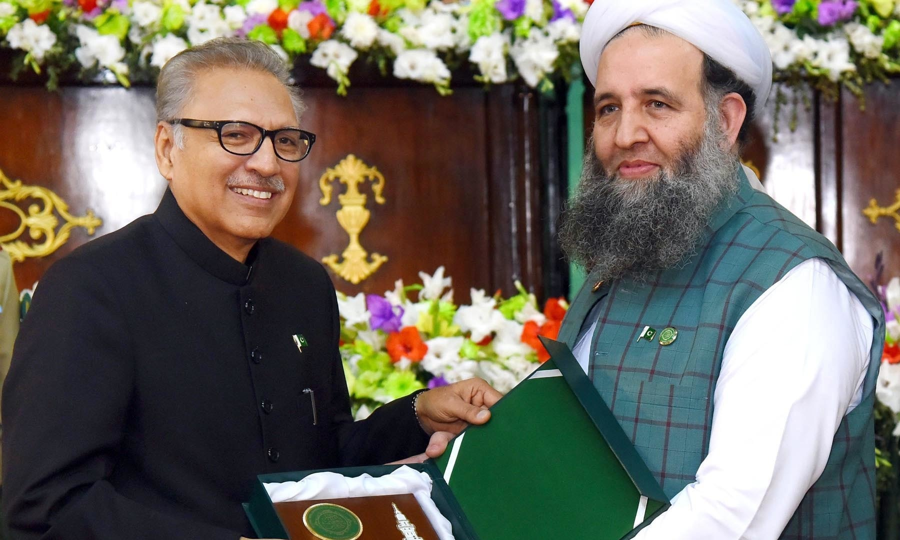 PM, president urge nation to follow teachings of the Prophet in messages on Eid-i-Miladun Nabi
