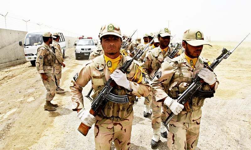 Iran's Revolutionary Guard said five of 12 Iranian border guards [abducted in October][1] by militants from Lulakdan area near the Pak-Iran border and freed in Pakistan earlier this month have returned home. — AP/File