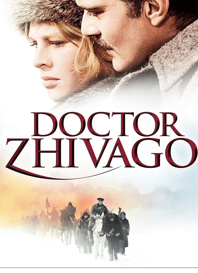 ڈاکٹر زواگو—فوٹو: ایمازون ڈاٹ کام