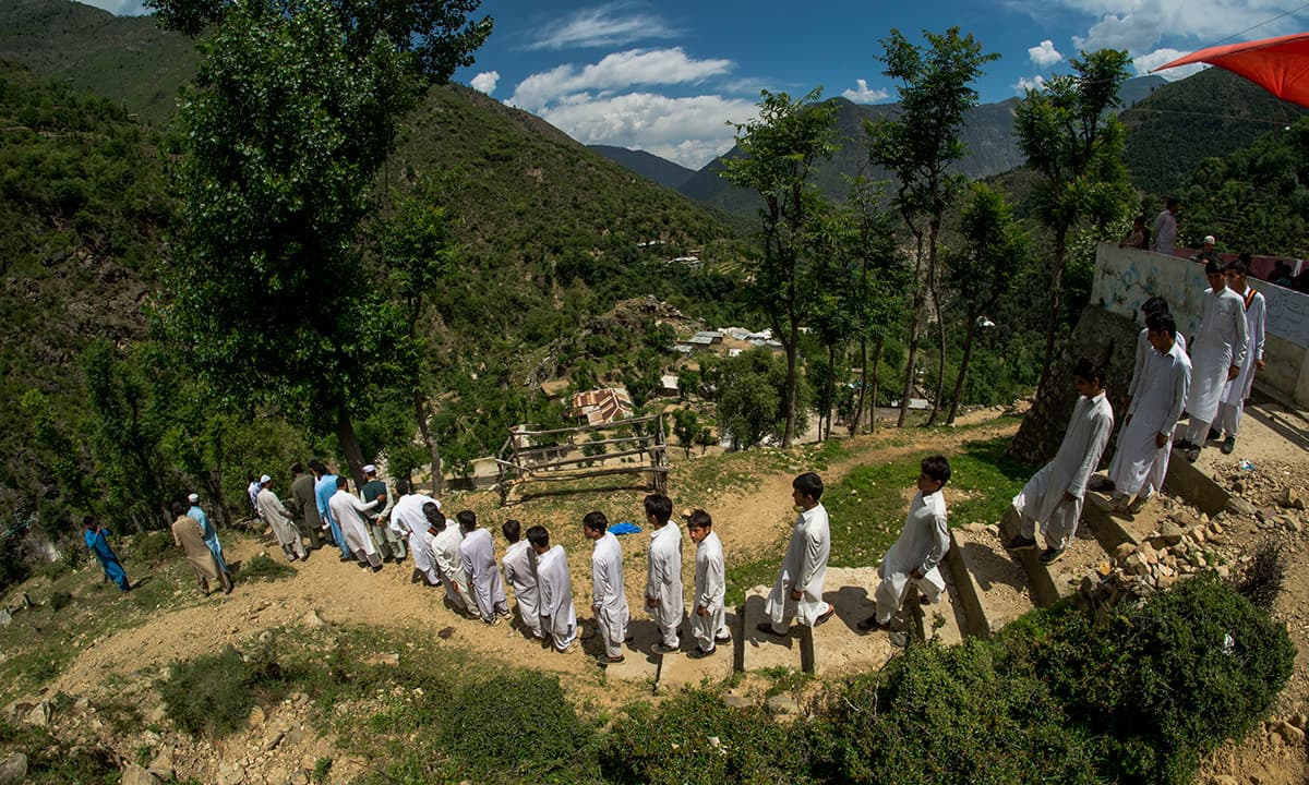 Kohistan: Lost in transportation