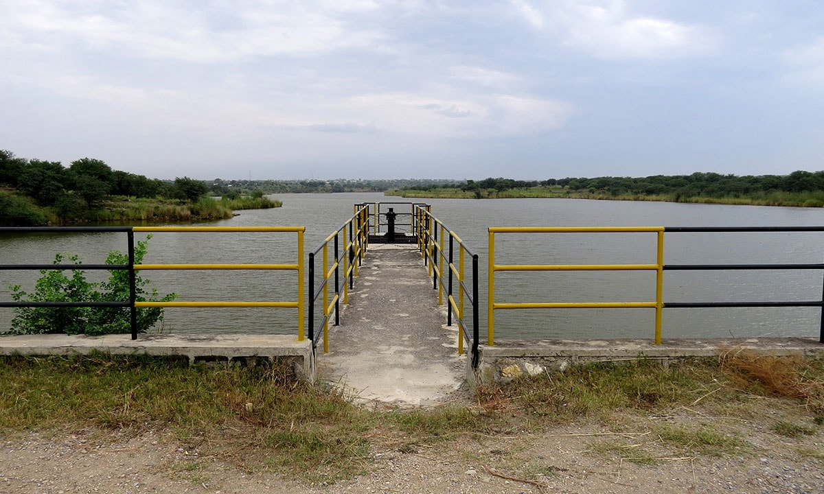 Ghazial Dam in Chakwal | Rizwan Safdar