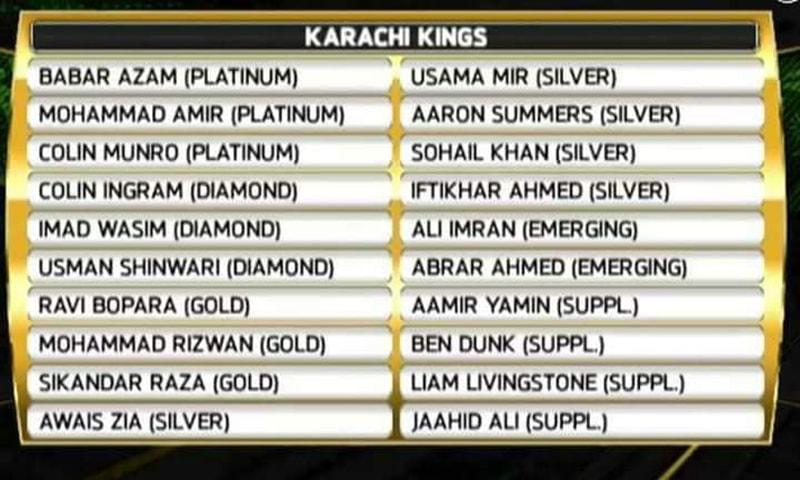 کراچی کنگز