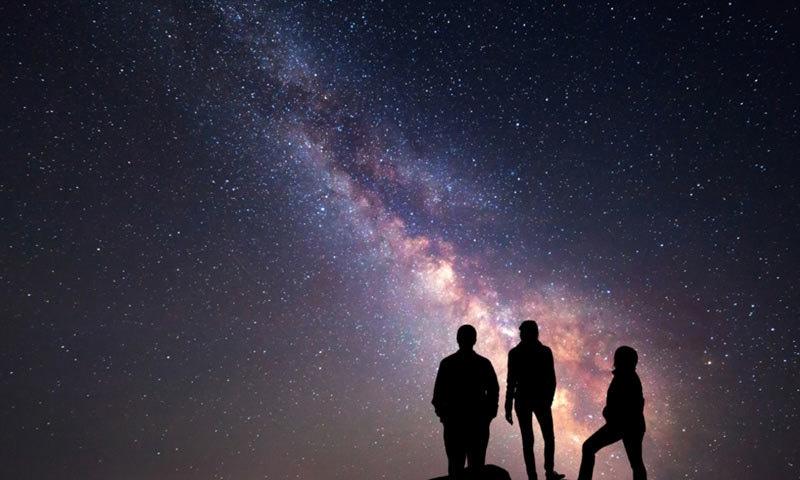 کائنات کے پھیلنے پر تحقیق کرنے والے سائنسدان خود حیران ہیں—فوٹو: پی سی او جی ڈاٹ او آر جی
