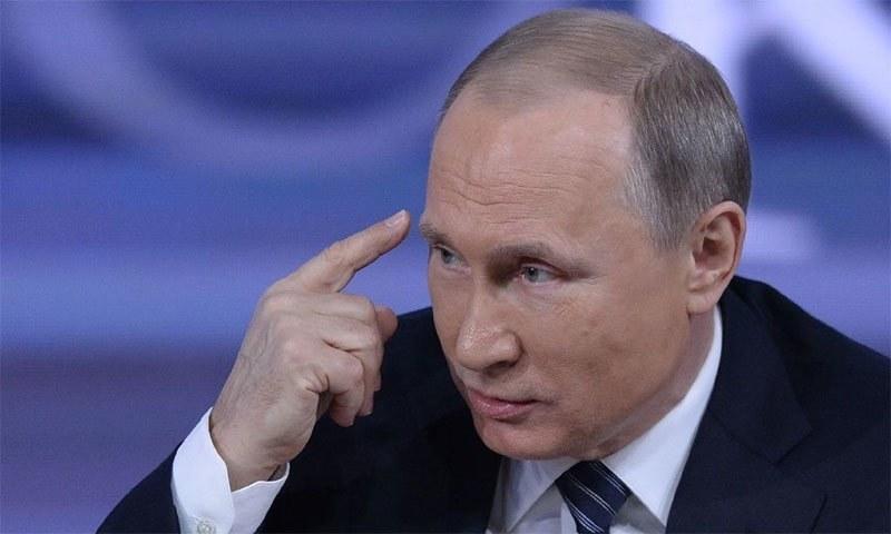 یوکرین کی پارلیمنٹ نے صدر کی درخواست پر روسی جارحیت کے خلاف مارشل لا کے حق میں ووٹ دیا—فائل فوٹو