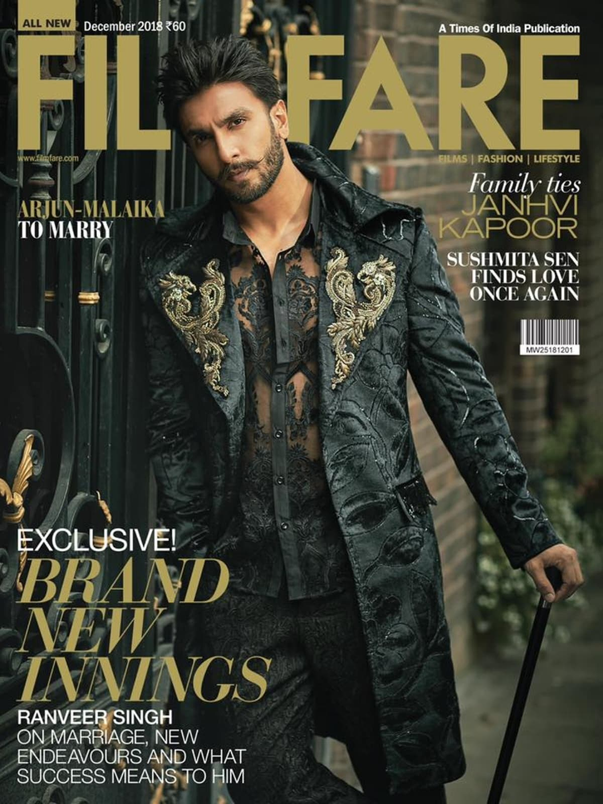 The Filmfare cover that's catapulted Mohsin Naveed Ranjha into Instagram spotlight