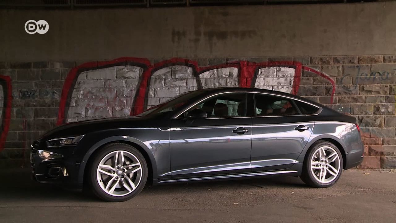 Taking The Audi A5 Sportback For A Test Drive Business Dawn Com
