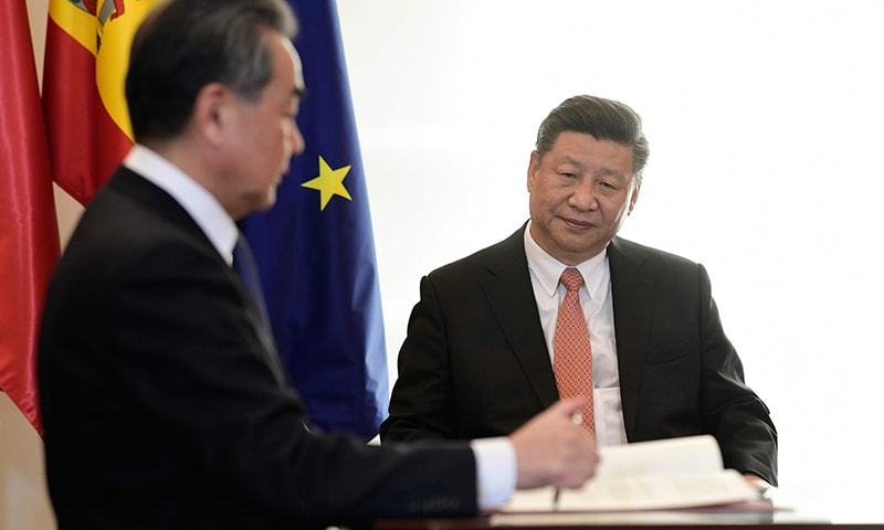China's Xi vows to better protect intellectual property
