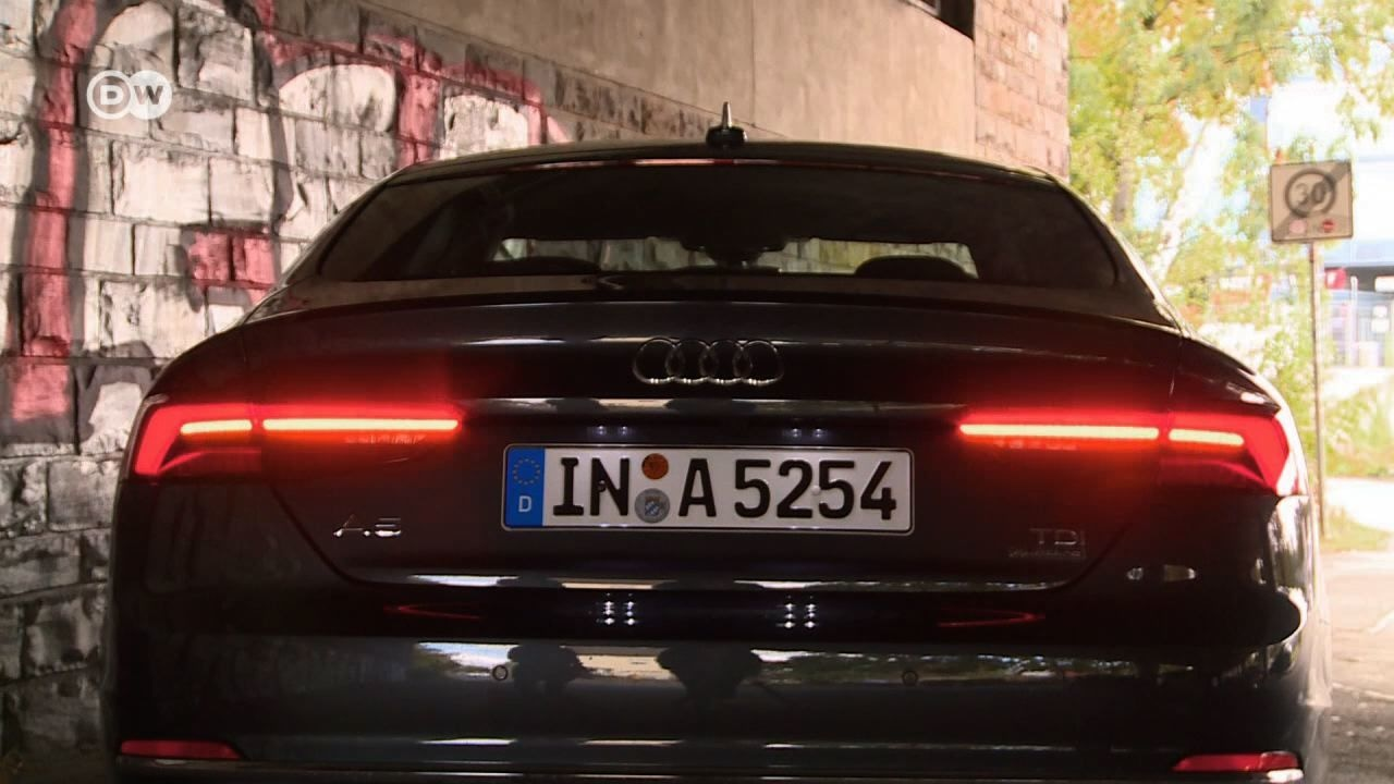 Taking The Audi A5 Sportback For A Test Drive Business Dawncom