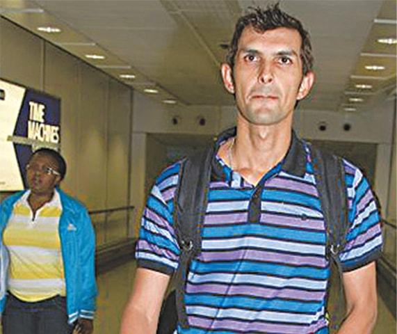 Zulqarnain Haider: running from himself?