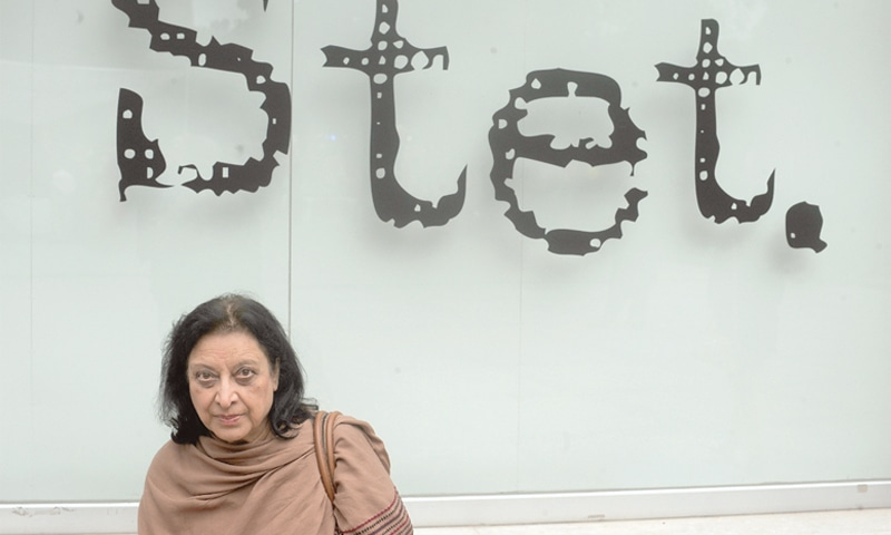 Fahmida Riaz, the poet, writer, feminist and activist who wanted to resist the darkness spreading fast around herself and her people | Arif Mahmood/White Star