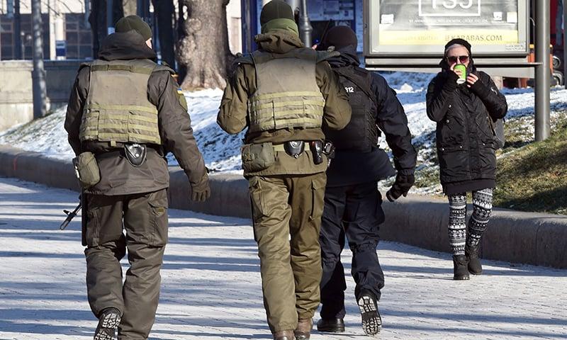 Ukraine bars entry to Russian men of combat age