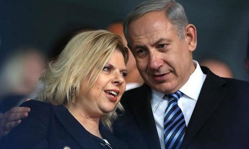 نیتن یاہو 2009 سے اسرائیل کے وزیر اعظم ہیں—فائل فوٹو: اے ایف پی