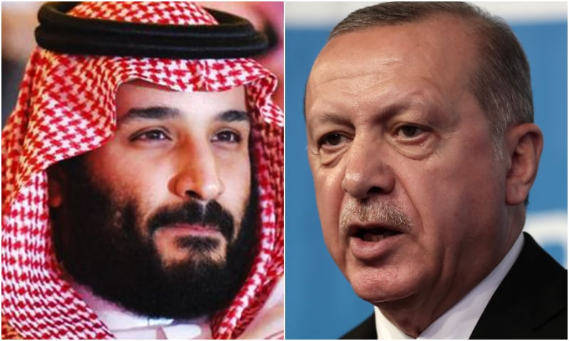 "Turkish President Erdogan says Saudi Prince Mohammed bin Salman's ""own officials have admitted that this was a planned operation"". —Dawn.com"