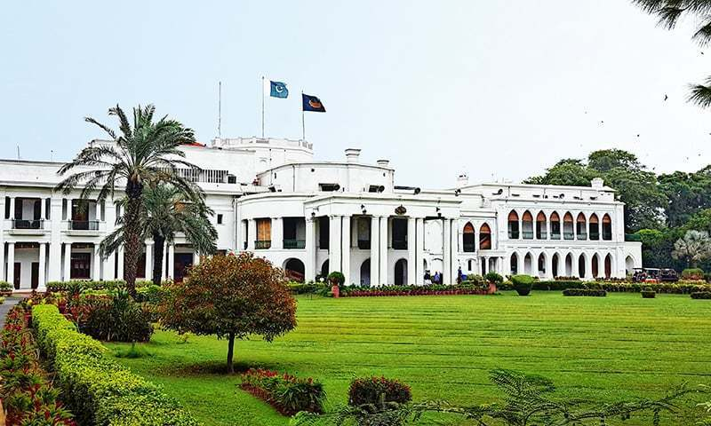 A view of the Punjab Governor House in Lahore. —Wikimedia Commons