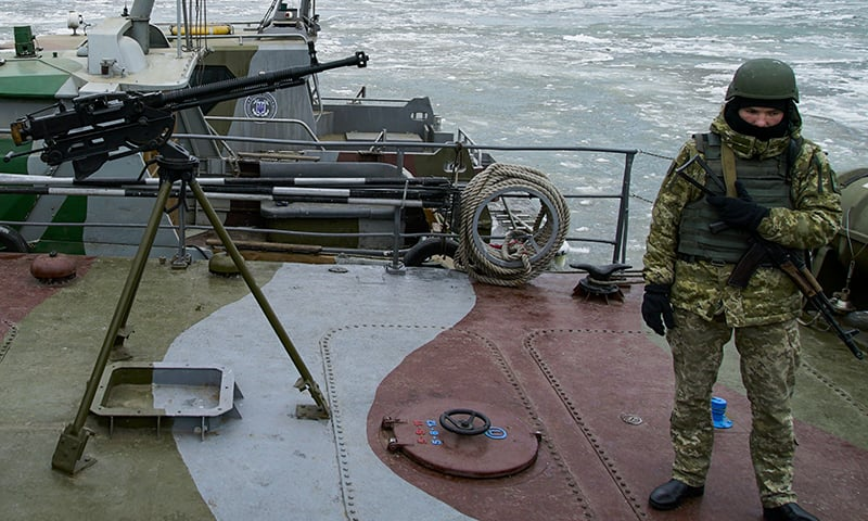Ukraine calls up reservists amid tensions with Russia