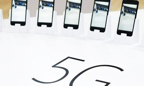 5G is the fifth generation of cellular technology that will enhance the speed of mobile networks. — File photo