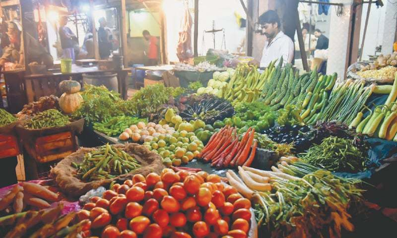 November's lower-than-expected inflation was mainly attributable to decline in prices of vegetables and fruits.