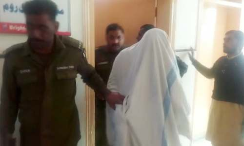 Sargodha police took a man and his second wife into custody after they allegedly killed their infant daughter amid fears of 'jinn possession'. ─ DawnNewsTV