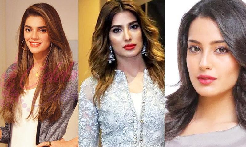 ایشیا کی پرکشش خواتین میں مہوش حیات، صنم سعید اور اقرا عزیز بھی شامل ہیں—فائل فوٹو: انسٹاگرام