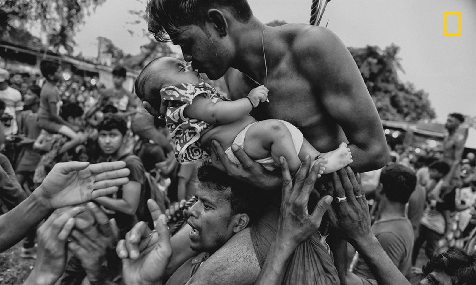 فوٹو بشکریہ اویشیک داس/ نیشنل جیوگرافک