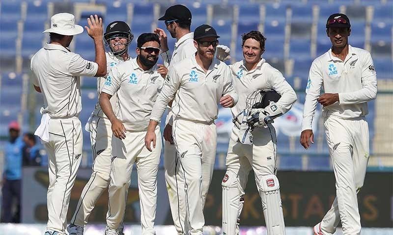 پاکستان کی کرکٹ ٹیم کو مشکلات کا سامنا رہا—فوٹو: اے ایف پی