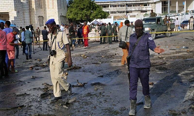 اسلامی تنظیم الشہاب سالوں سے صومالیہ میں مغرب نواز حکومت گرانے کی کوشش کررہی ہے—فائل فوٹو