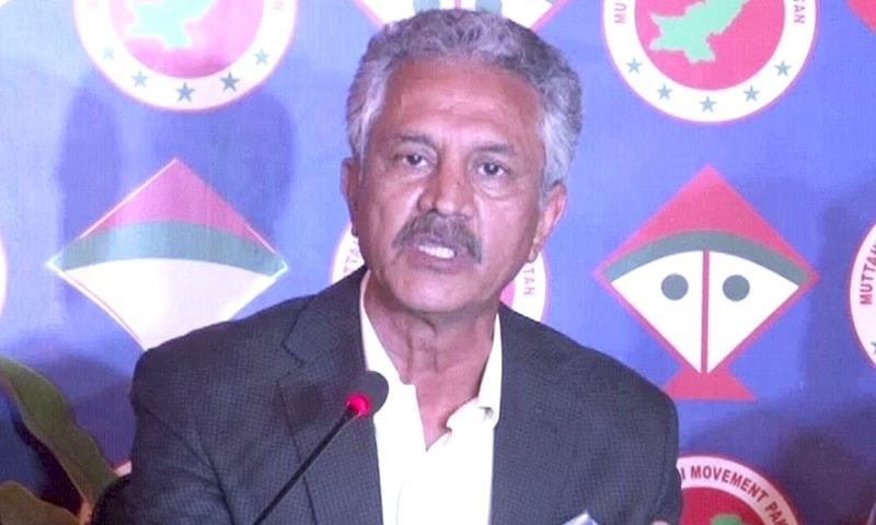 Will resign if a single house is razed in Karachi: Mayor Waseem Akhtar