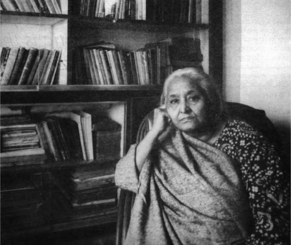 Altaf Fatima's life was spent teaching and writing and she leaves behind a formidable volume of work   White Star
