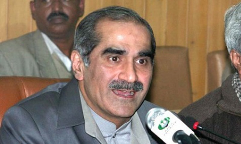 Saad spills the beans on PML-N strategy to 'go soft' on PTI