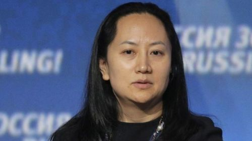 Meng Wanzhou, Huawei's global chief financial officer, was arrested in Canada on Dec 1 and faces extradition to the United States. ─ Photo courtesy Twitter