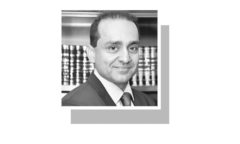 The writer is a practising international lawyer and a graduate of Harvard Law School.