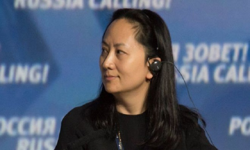 Meng Wanzhou is in custody as she awaits a Canadian court's decision on bail on Monday. — AFP/File
