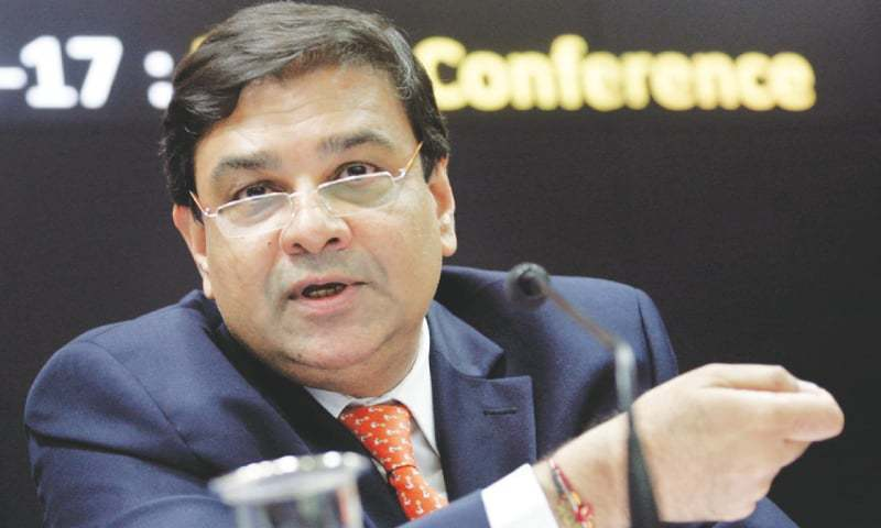Urjit Patel resigns alleging government interference in central bank policy. ─ File photo