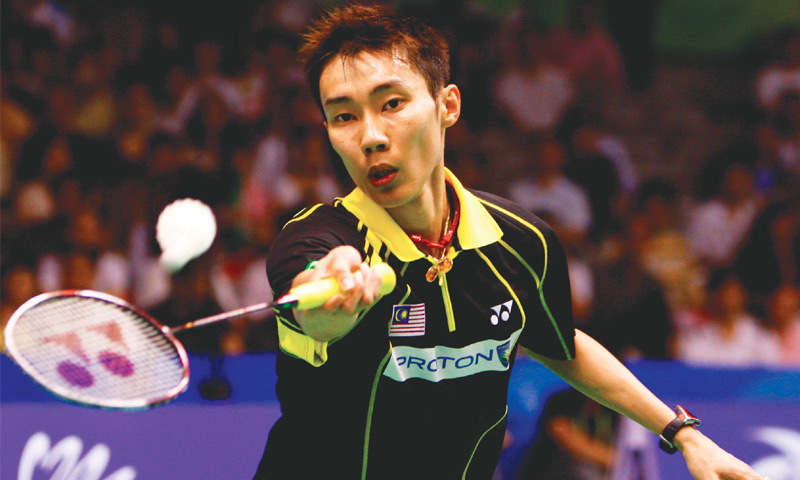 Badminton's Lee reveals tears over cancer diagnosis