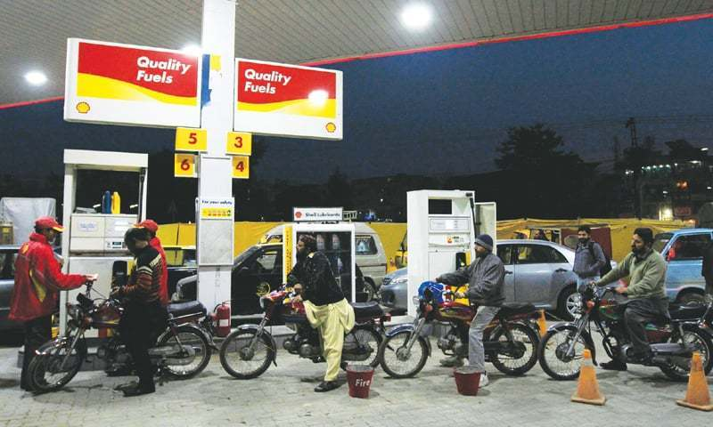 Fuel will no longer be sold to motorcyclists travelling without a helmet. — Reuters/File