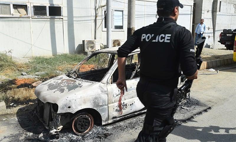 Is terrorism back to haunt us?