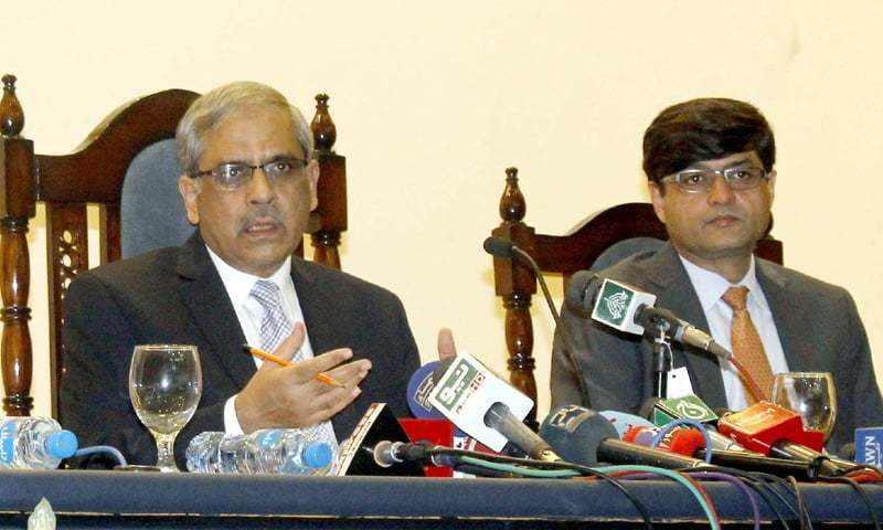 SBP Governor Tariq Bajwa. ─ File photo