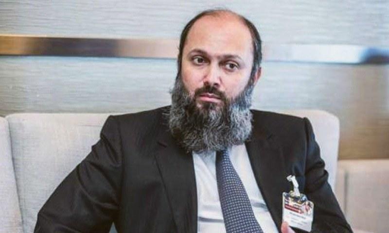 وزیر اعلیٰ بلوچستان جام کمال—فائل فوٹو