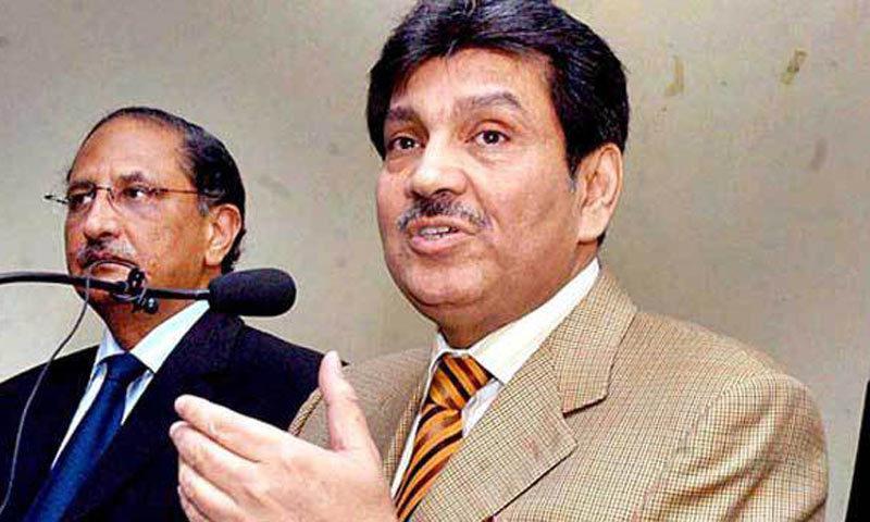 Ashfaq Hussain Shah succeeds Faisal Saleh Hayat in the PFF hot seat. — File