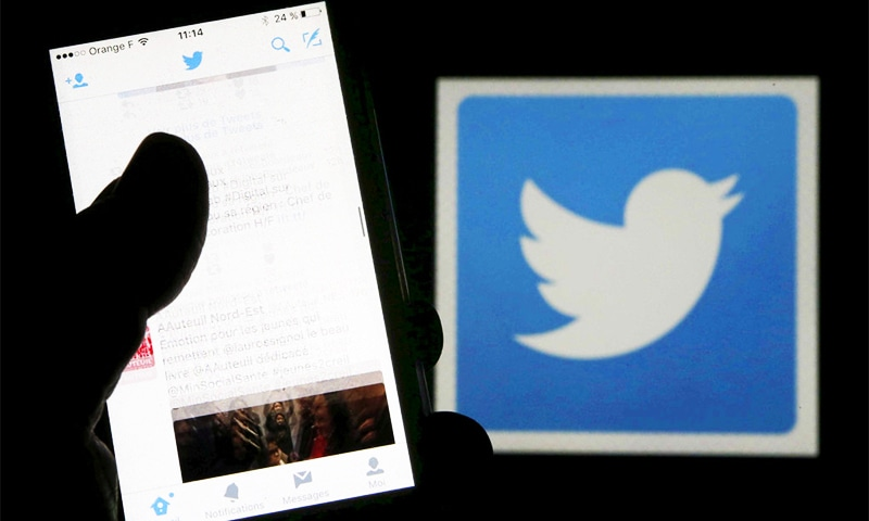 Pakistan reported 3,000 accounts in six months: Twitter