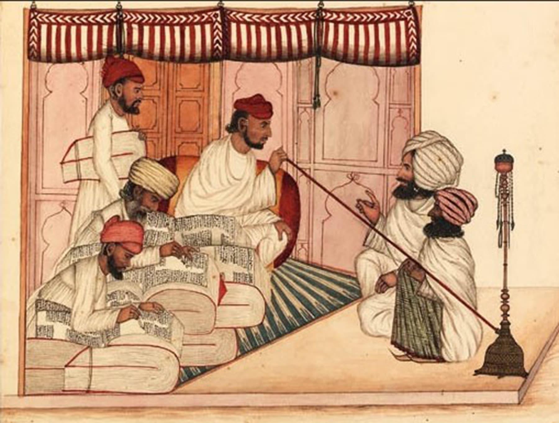 شکارپور کے ہندو تاجر