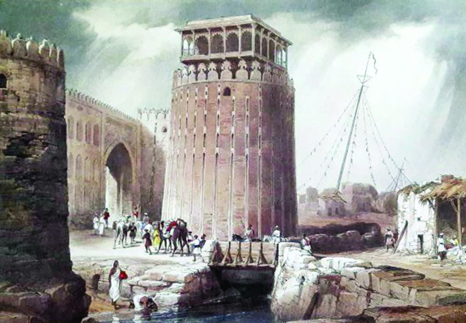 پرانے وقتوں میں حیدرآباد