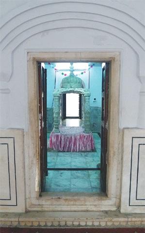 Samadhi Baba Nanak | Amarjit Chandan