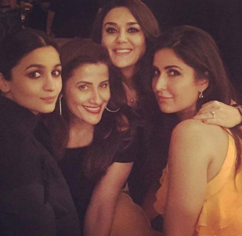 پریٹی زنٹا جیسی اداکارائیں بھی ان سے تربیت لے چکیں—فوٹو: یاسمین کراچی والا انسٹاگرام