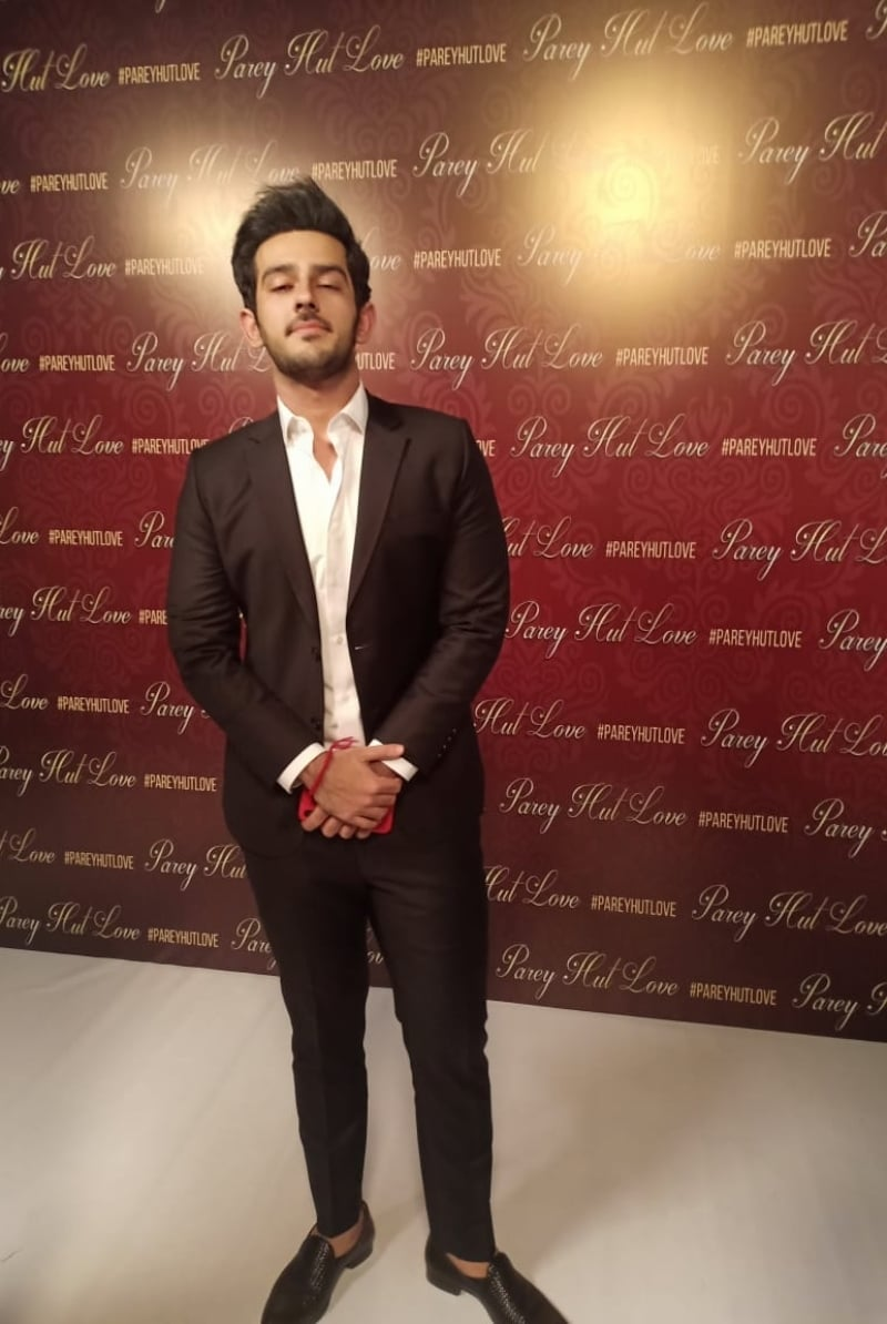 The Parey Hut Love music has been composed by the young but prolific Azaan Sami Khan